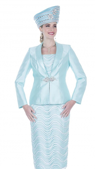 a909f2ca34a Champagne Italy 5212 Women Church Suits