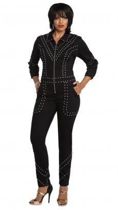 donna-vinci-jeans-8431-black