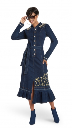 donna-vinci-jeans-8449-dark-blue