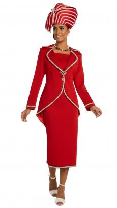 donna-vinci-knits-13288-red