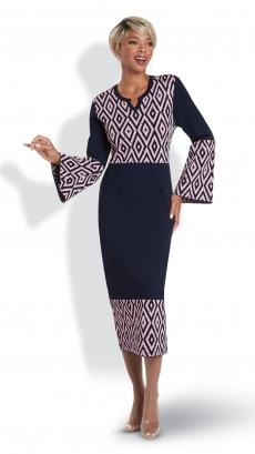donna-vinci-knits-13311-navy-pink