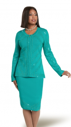 donna-vinci-knits-13313-dynasty-green