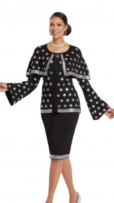 donna-vinci-knits-13316-black