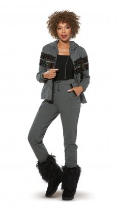 donna-vinci-sport-21003-heather-grey