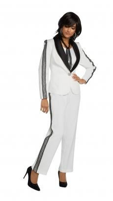 donna-vinci-suits-11806-off-white