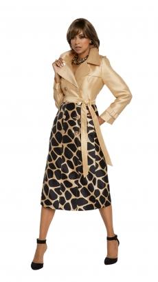 donna-vinci-suits-11812-gold
