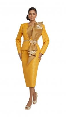 donna-vinci-suits-5649-mustard