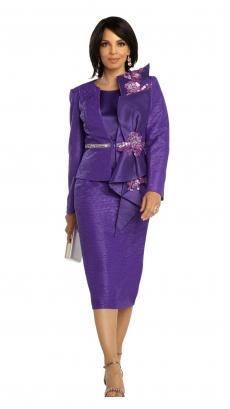 donna-vinci-suits-5691-purple