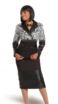 donna-vinci-suits-5743-black-ivory