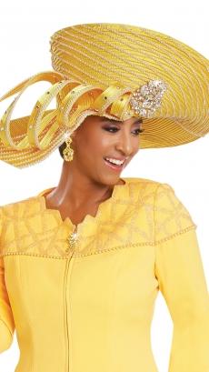 donna-vinci-suits-h11730-yellow