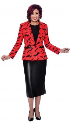 dorinda-clark-cole-dcc3903-new-black-red