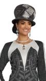 donna-vinci-knits-h13267-black