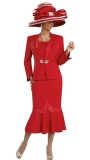 donna-vinci-suits-11601-red